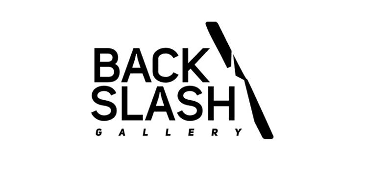 Logo Backslash - Michael van Houten