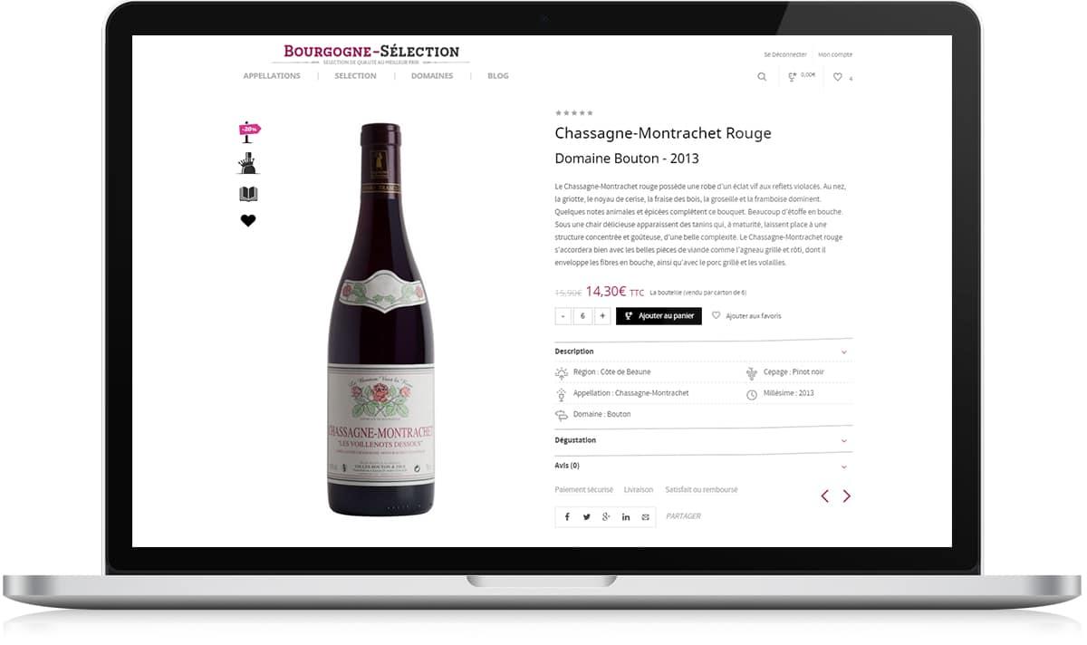 Bourgogne Sélection fiche produit 2 - Michael van Houten