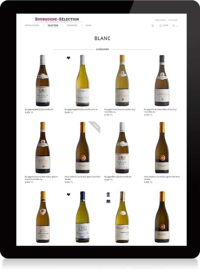 Bourgogne Sélection shop 2 - Michael van Houten