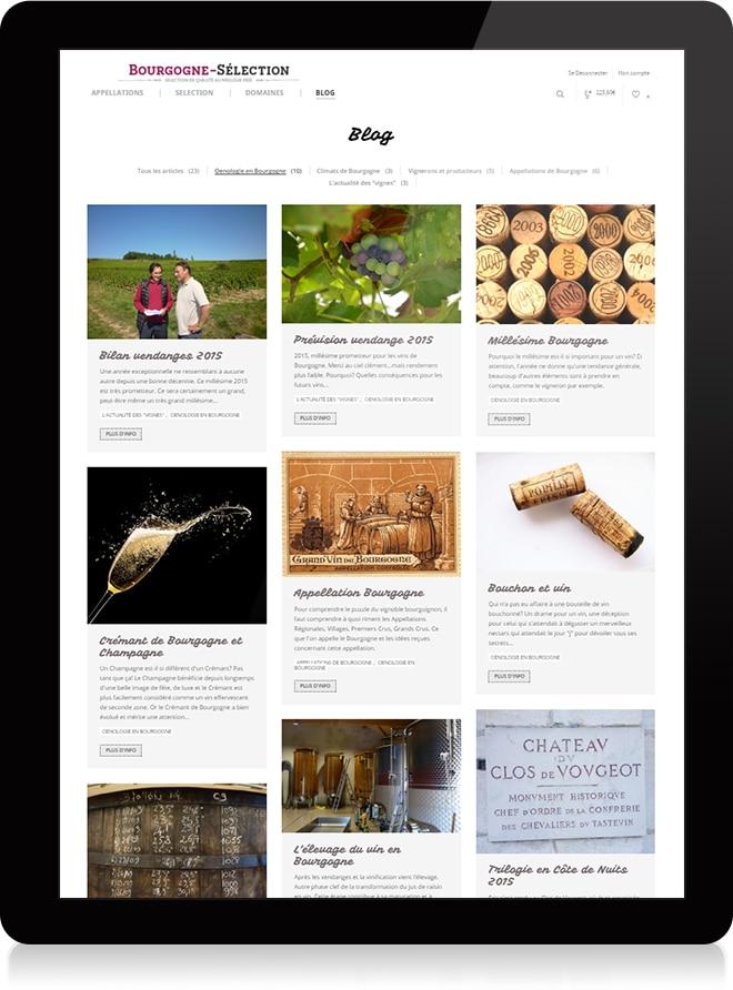 Bourgogne Sélection blog- Michael van Houten