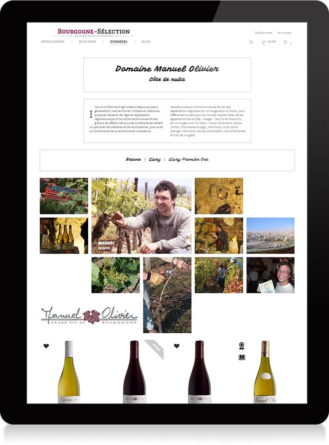 Bourgogne Sélection domaine - Michael van Houten