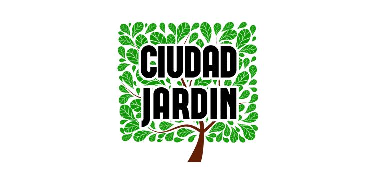 Logo Ciudad Jardin - Michael van Houten
