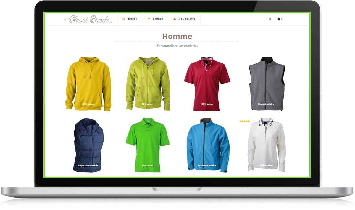 Clic et Brode shop 2 - Michael vanHouten