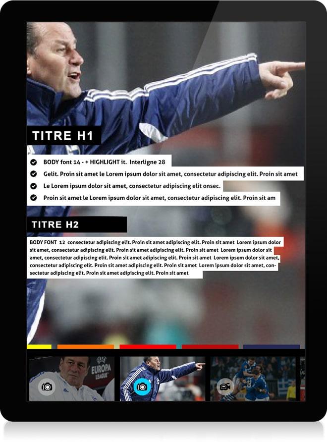 FFF player 8 - Michael van Houten