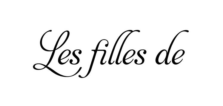 Logo Les Filles de - Michael van Houten