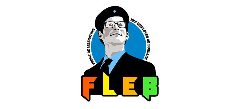 Logo FLEB - Michael van Houten
