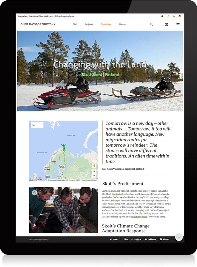 Gleb Raygorodetsky story 2 - Michael van Houten