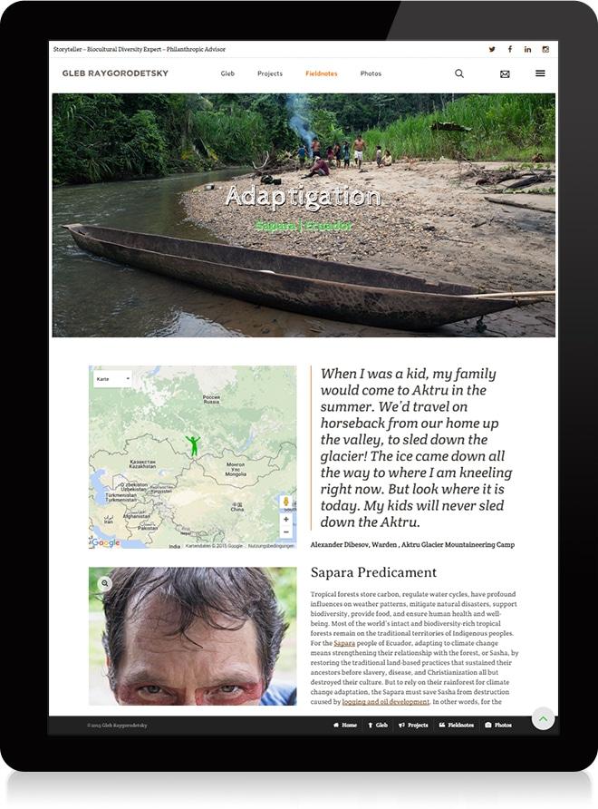 Gleb Raygorodetsky story 4 - Michael van Houten