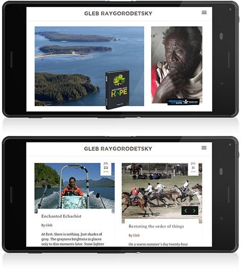 Gleb Raygorodetsky mobil 2 - Michael van Houten