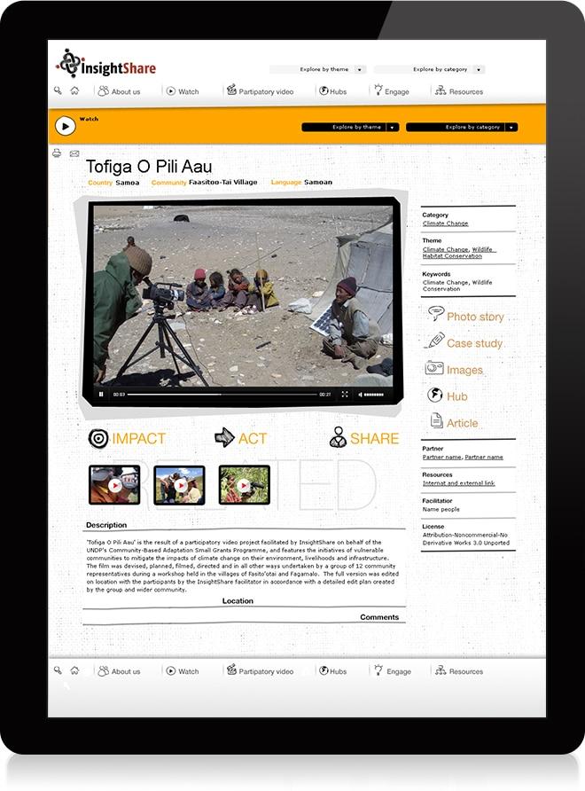 Insightshare video 2 Référencement et SEO - Michael van Houten