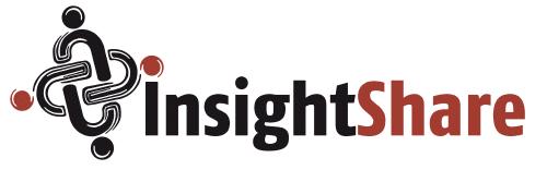 Insightshare logo - Michael van Houten