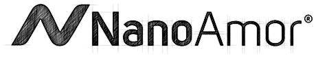 NanoAmor logo sketch - Michael van Houten