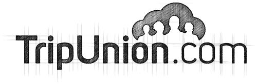 Logo Trip Union sketch - Michael van Houten