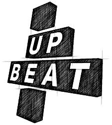 Upbeat demo logo sketch - Michael van Houten