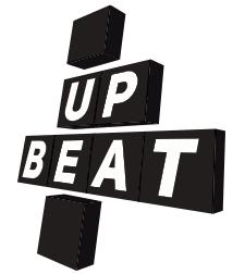 Upbeat demo logo - Michael van Houten