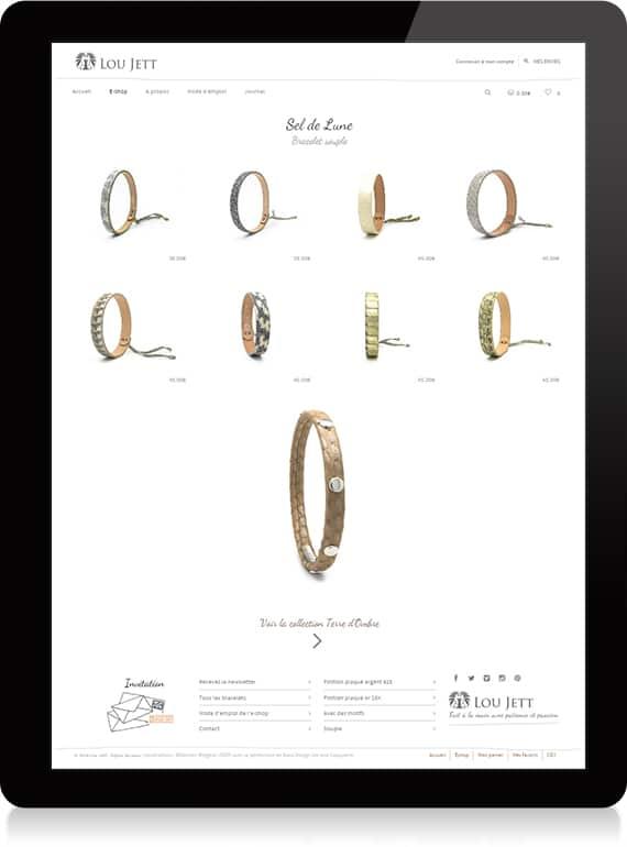 Collection Lou Jett - Michael van Houten