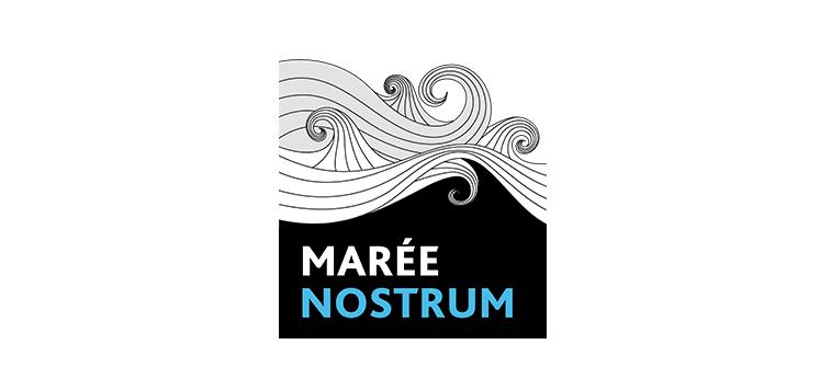 Logo Marée Nostrum - Michael van Houten