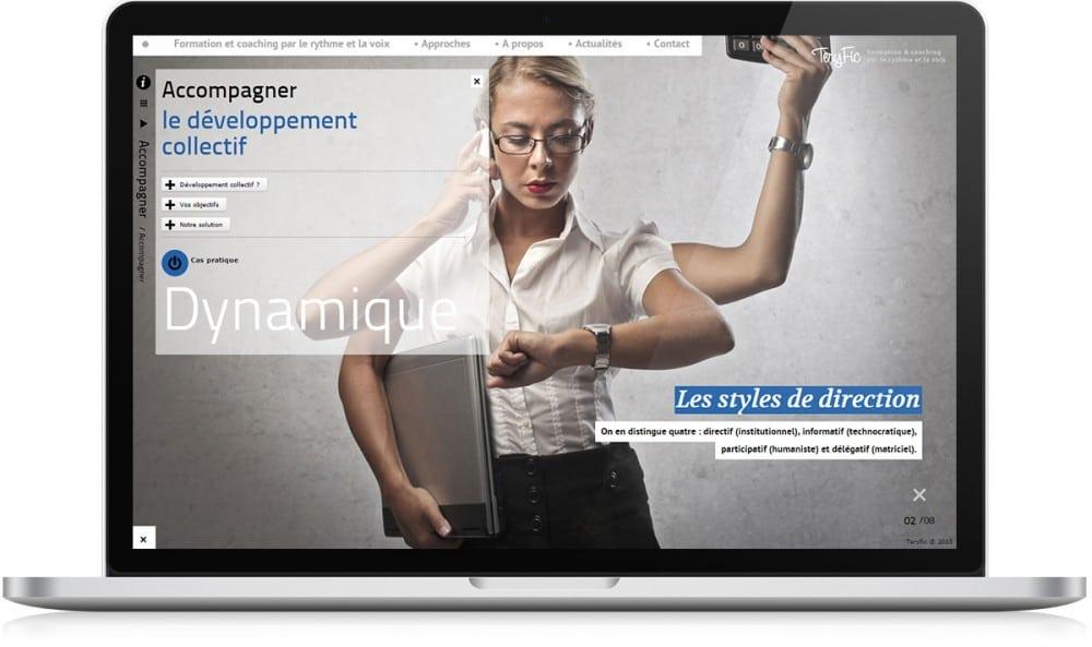 Teryfic renforcer 3 Responsive design - Michael vanHouten