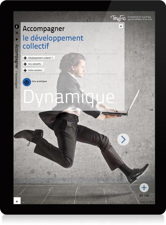 Teryfic dynamique - Michael vanHouten
