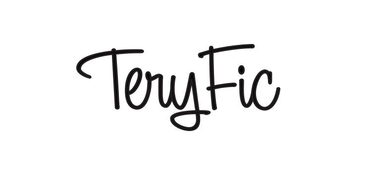 Logo Teryfic - Michael van Houten