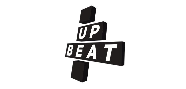 Logo Upbeat - Michael van Houten - Création de logo
