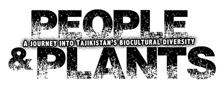 People and Plants logo - Michael van Houten